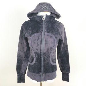 Lululemon Scuba Hoodie Snowy Owl Jacket size 4